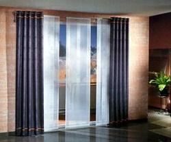 Японские шторы – уютный уголок страны восходящего солнца в своем доме